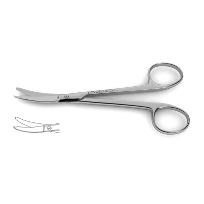 Shortbent Stitch Scissors