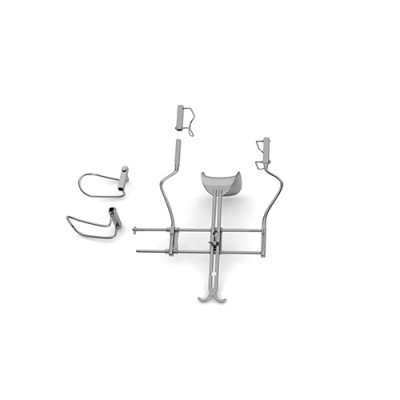 Balfour Abdominal Detachable Retractor