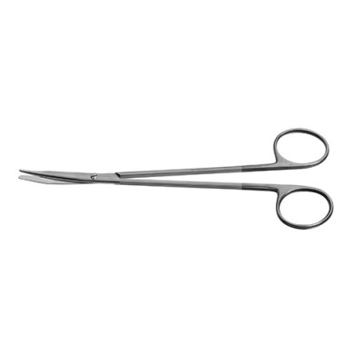 CV Elite - Lillehei-Potts Scissors - Supercut W/ Platinum Handle