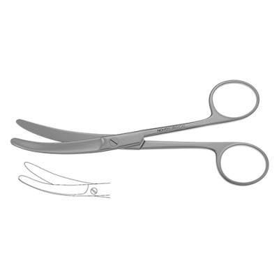 Busch Umbilical Scissors