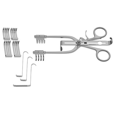 Improved Henly Self-Retaining Carotid Retractor