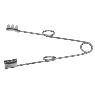 Novo Deep Arteriotomy Spring Retractor