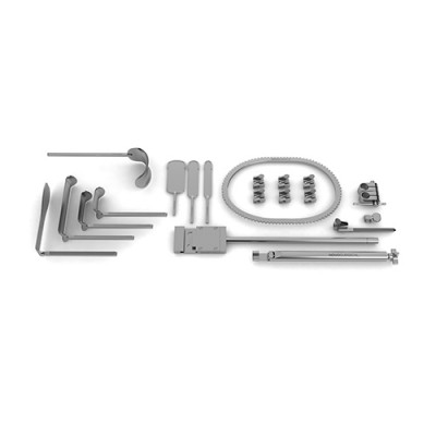Universal Ring Retractor Bariatric Set