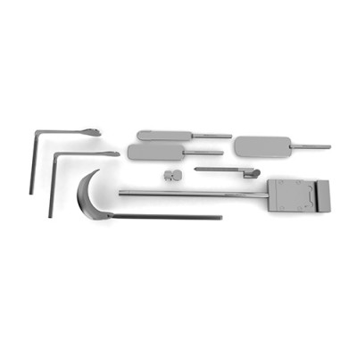 Universal Ring Retractor Bariatric Accessory Set