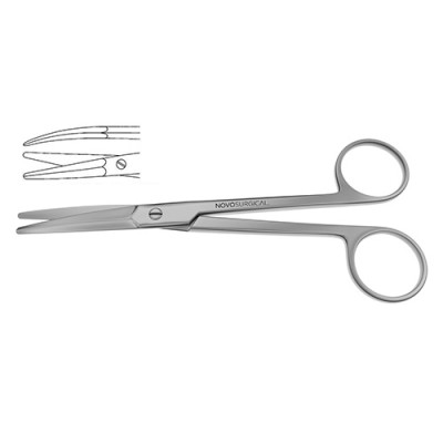 Aufricht Dissecting Scissors