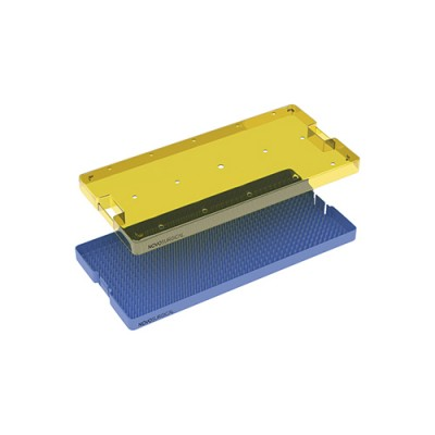 Thermoplastic Instrument Tray - Large Tray