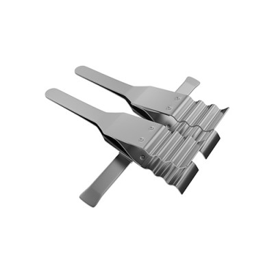 General Purpose Approximator Clamp - Hand Applied Clamps W/ Flat Jaws